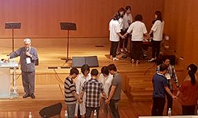 지역교회 중심 세상 중보의 길 컨퍼런스