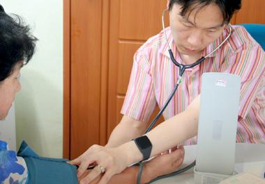 의료상담 서비스 사진