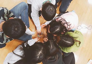 셀 그룹 모임
